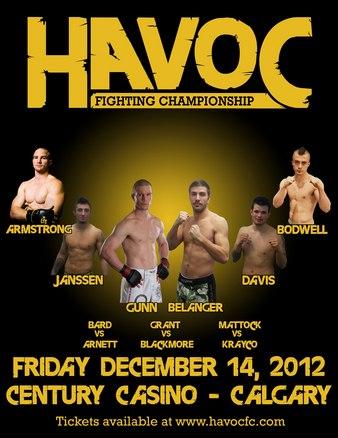 Havoc FC 1