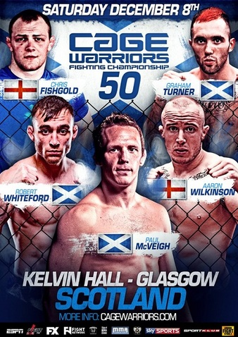Cage Warriors 50