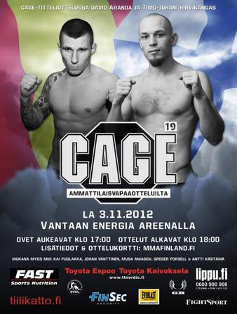 Cage 19