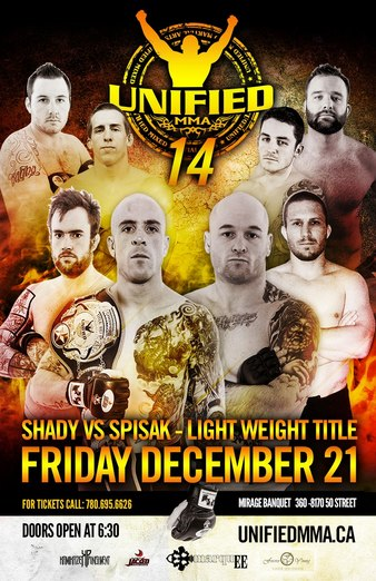 Unified MMA 14