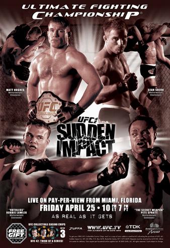 UFC 42