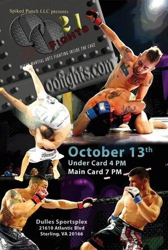 OO Fights 21