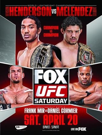 UFC on FOX 7: Henderson vs. Me...