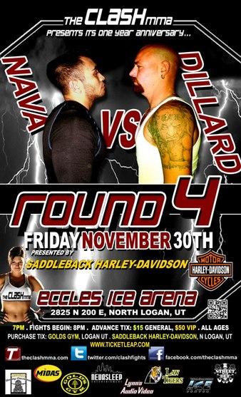 The Clash MMA 4