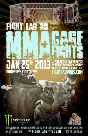 Fight Lab 30