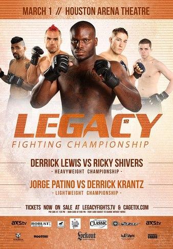Legacy FC 18