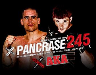 Pancrase 245