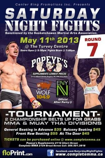 Saturday Night Fights 7