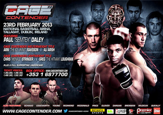 Cage Contender 16