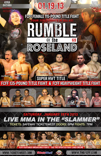 Rumble at the Roseland 69