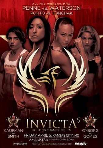 Invicta FC 5