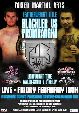 Fury MMA 5