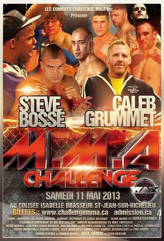Challenge MMA 1