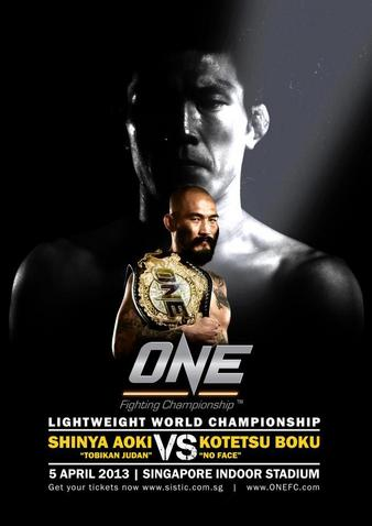 ONE FC 8