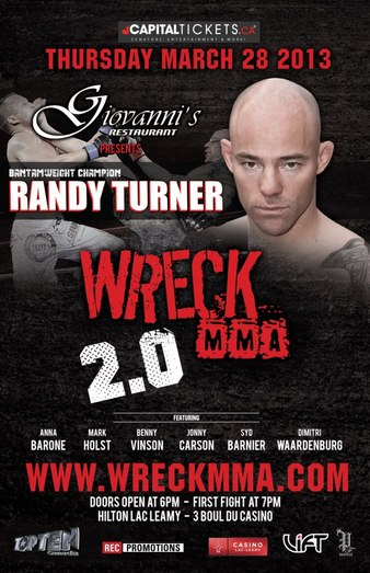 Wreck MMA 2.0