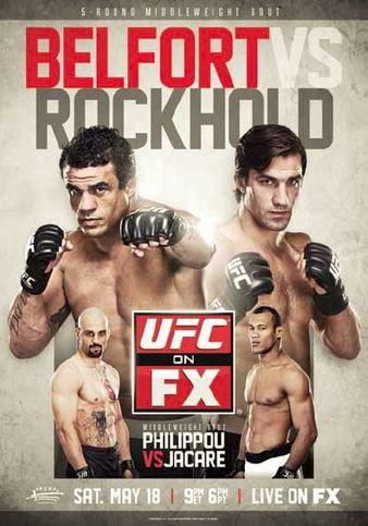 UFC on FX 8