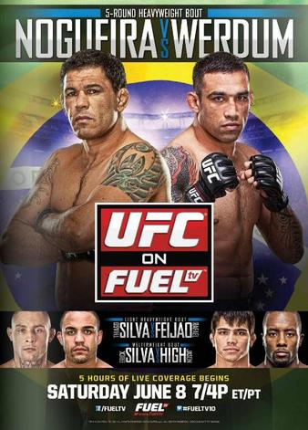 UFC on FUEL TV 10