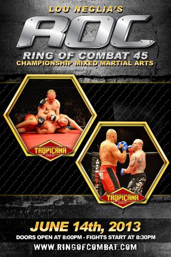 Ring of Combat 45