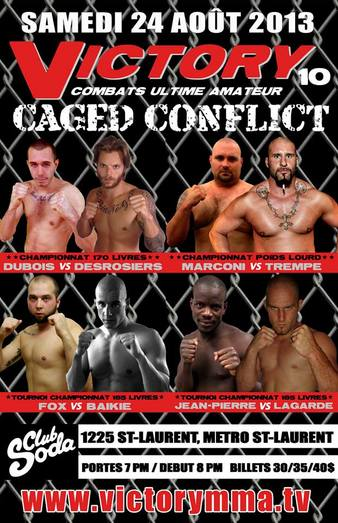 Victory MMA 10