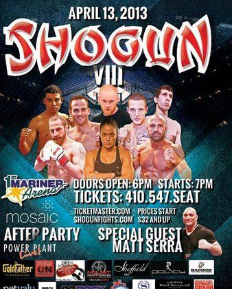 Shogun Fights 8