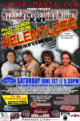 SteelFist Fight Night 16