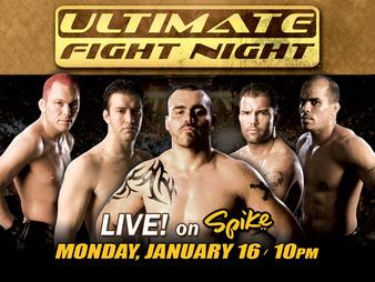 UFC Fight Night 3