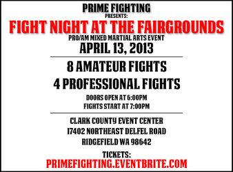 Prime Fighting 1