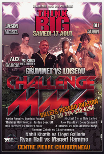 Challenge MMA 2