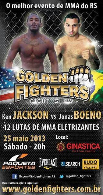 Golden Fighters 5