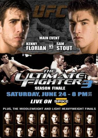 The Ultimate Fighter 3 Finale