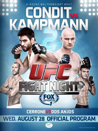 UFC Fight Night 27
