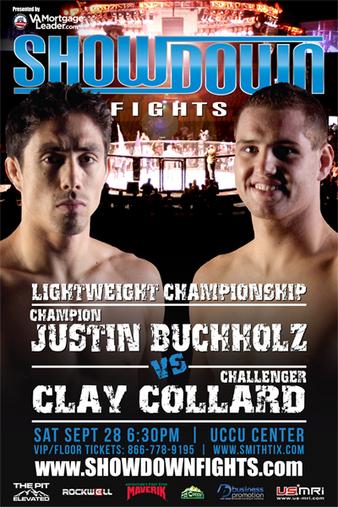 Showdown Fights 12