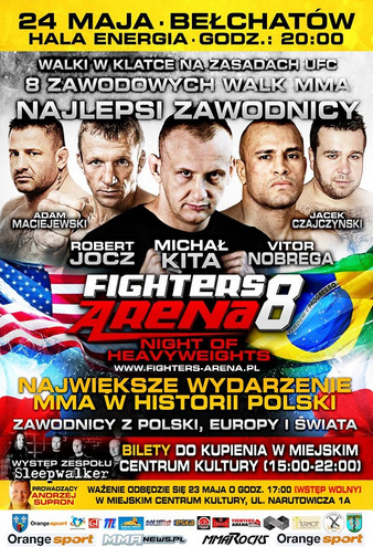Fighters Arena 8