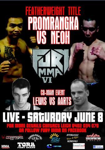 Fury MMA 6