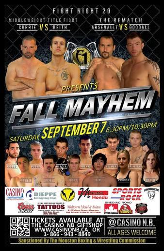 Elite 1 MMA