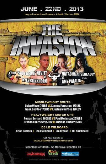 Atlantic Warriors MMA 1