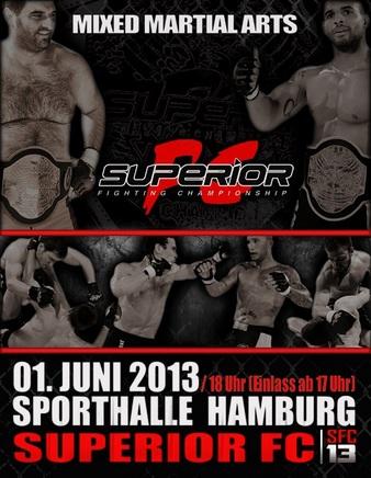 Superior FC 13