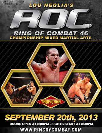 Ring of Combat 46
