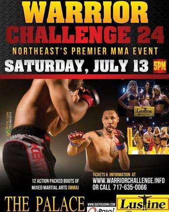 Warrior Challenge 24