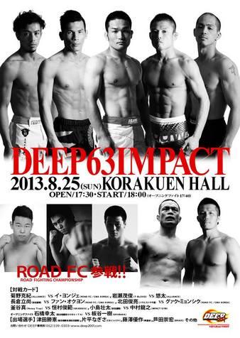 DEEP 63 Impact