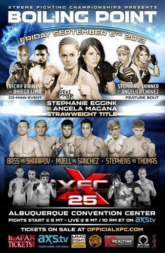 XFC 25