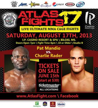 Atlas Fights 17