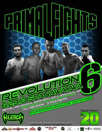 Primal Fights 6
