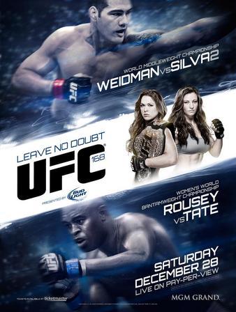 UFC 168