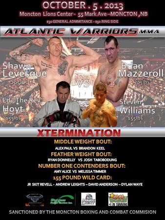 Atlantic Warriors MMA 2