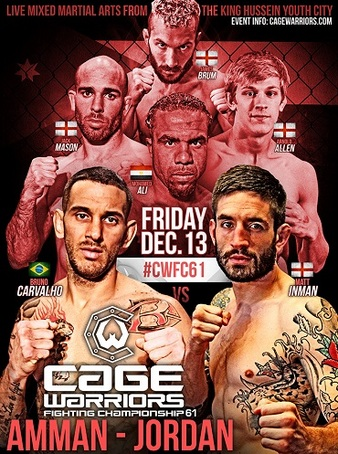 Cage Warriors 61