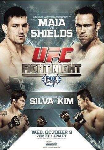 UFC Fight Night 29