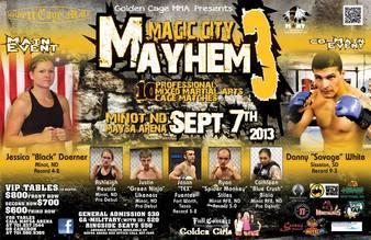 Magic City Mayhem 3