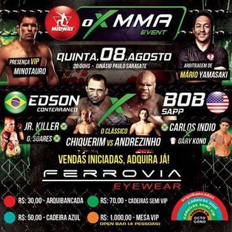 OX MMA 1