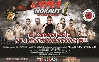MMA Nokaut 1